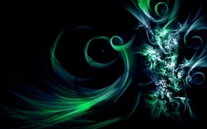 Cool Wallpaper Art Design Green