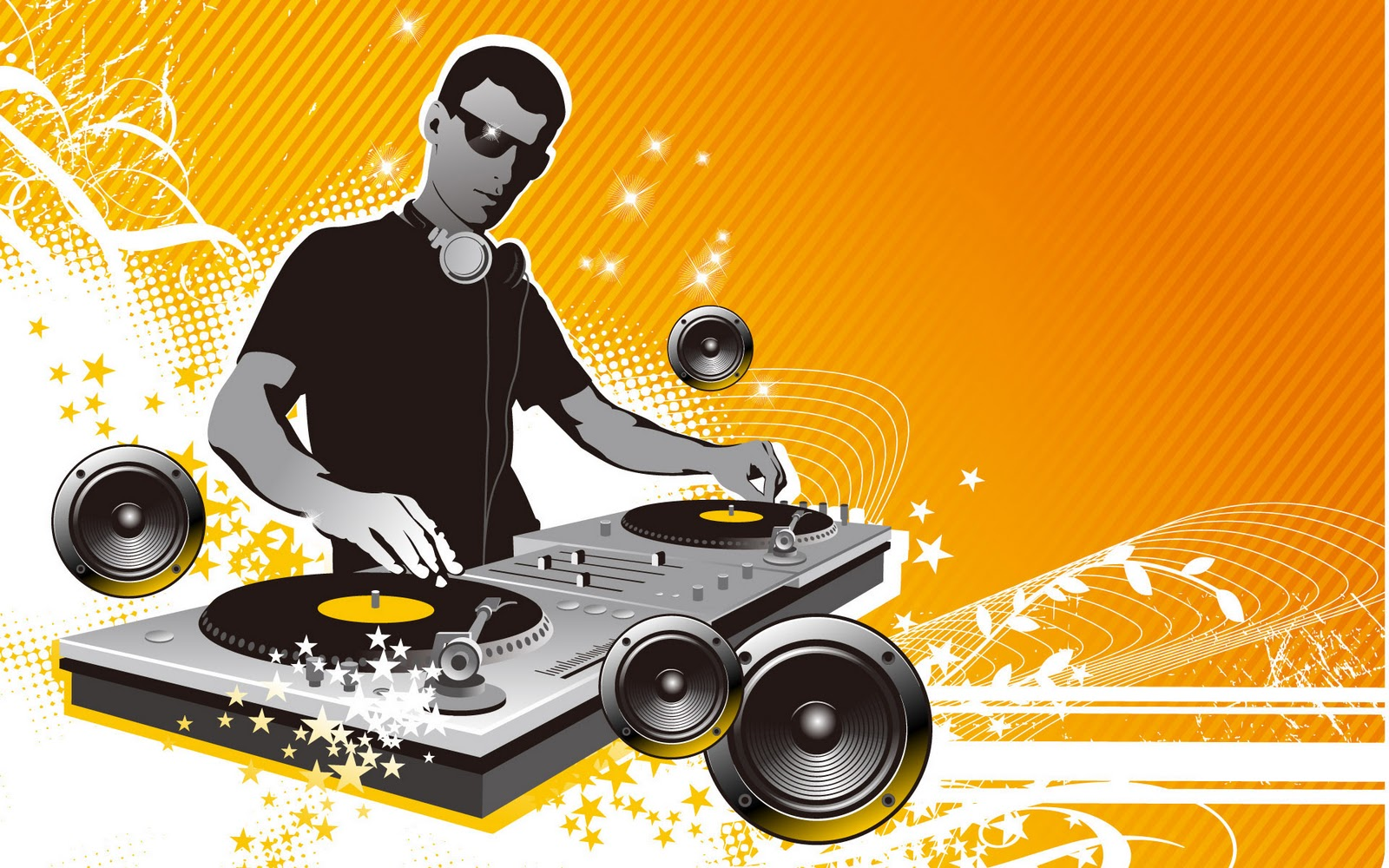 DJ Music Wallpaper Desktop