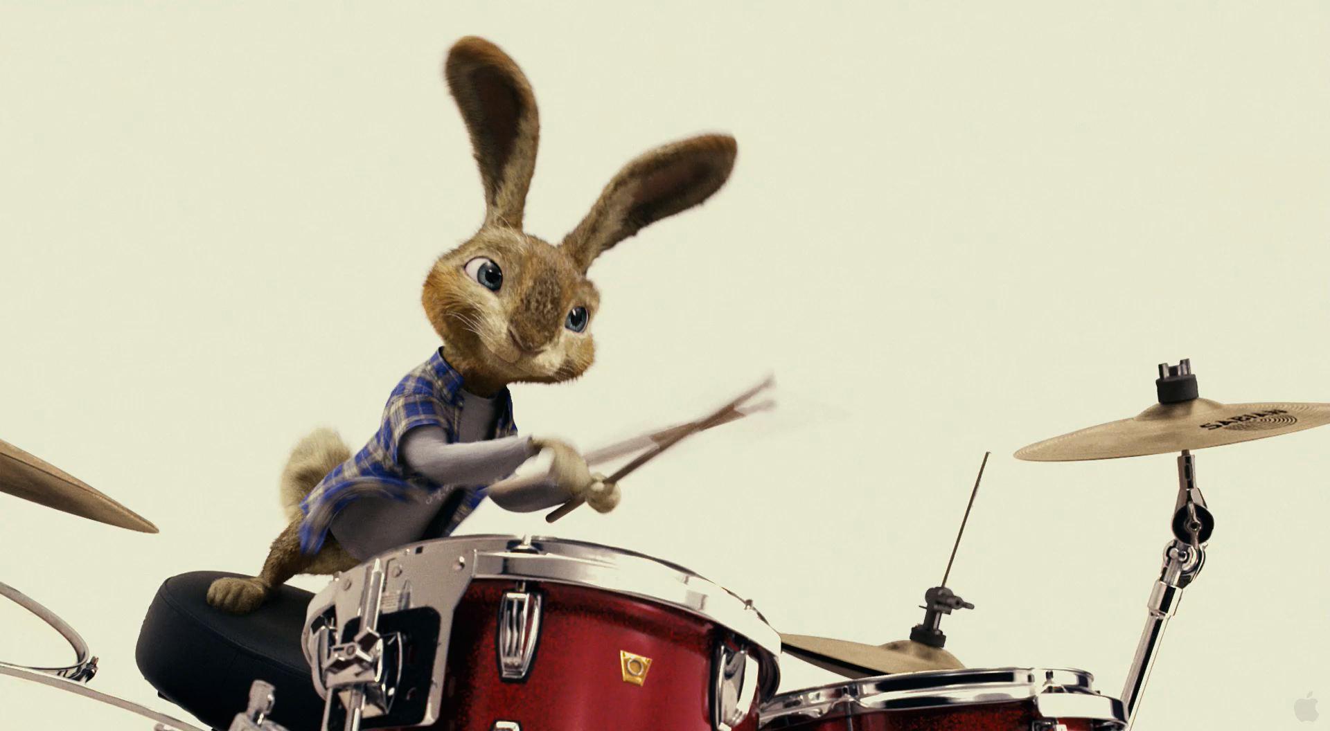Easter Bunny 3D Wallpaper Backgrounds