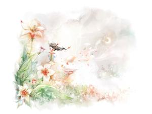 Flowers Wallpaper Cartoons Soft