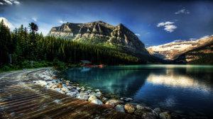 Fresh Lake Wallpaper Image Pics