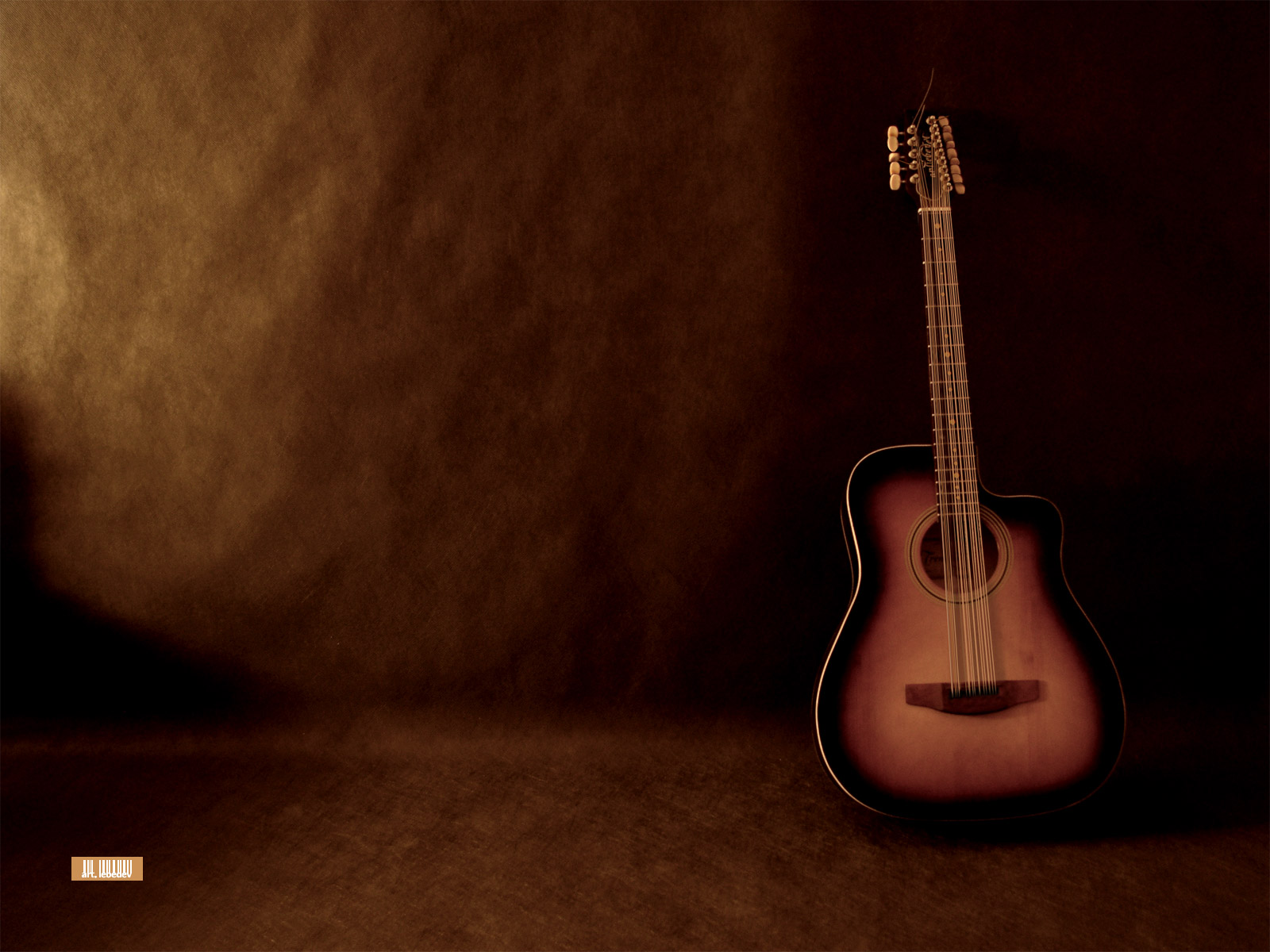 Guitar Wallpaper HD Desktop