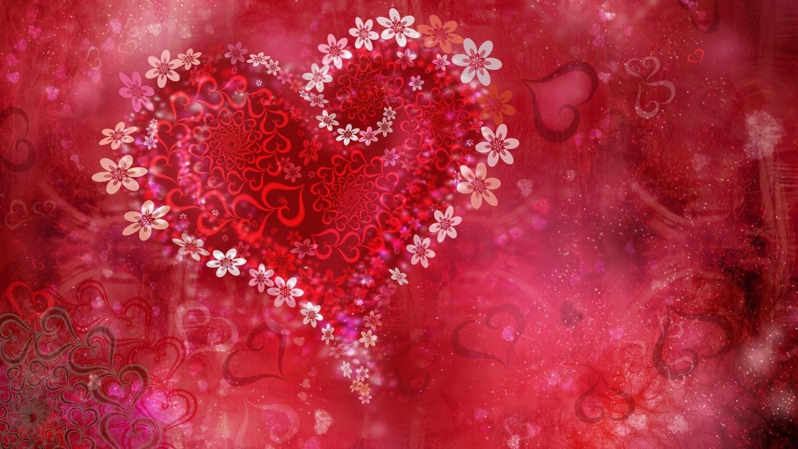 Heart Love Wallpaper Backgrounds