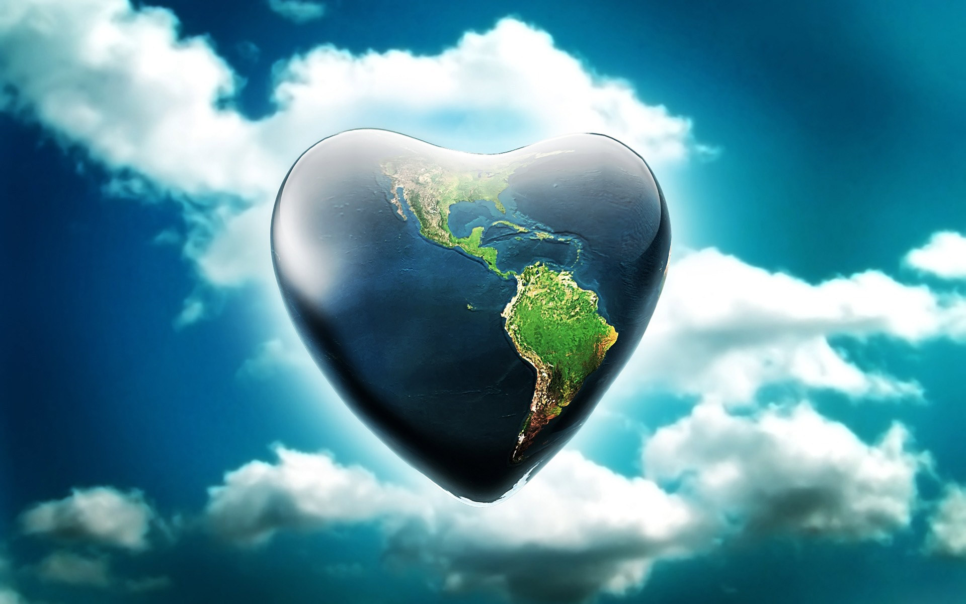 Love Earth Wallpapers Background