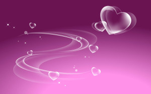 Love Heart Wallpaper Background Download