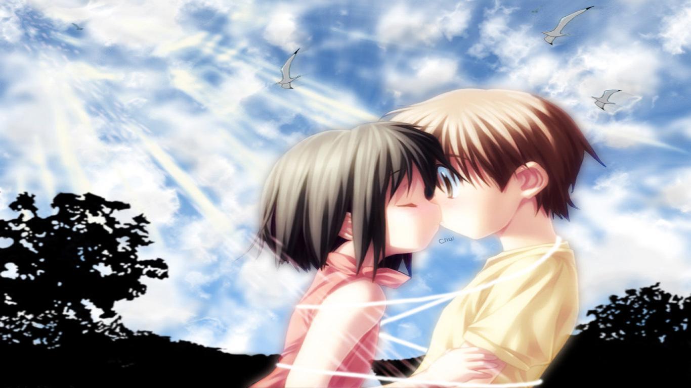 Love Wallpaper HD Screensaver Anime
