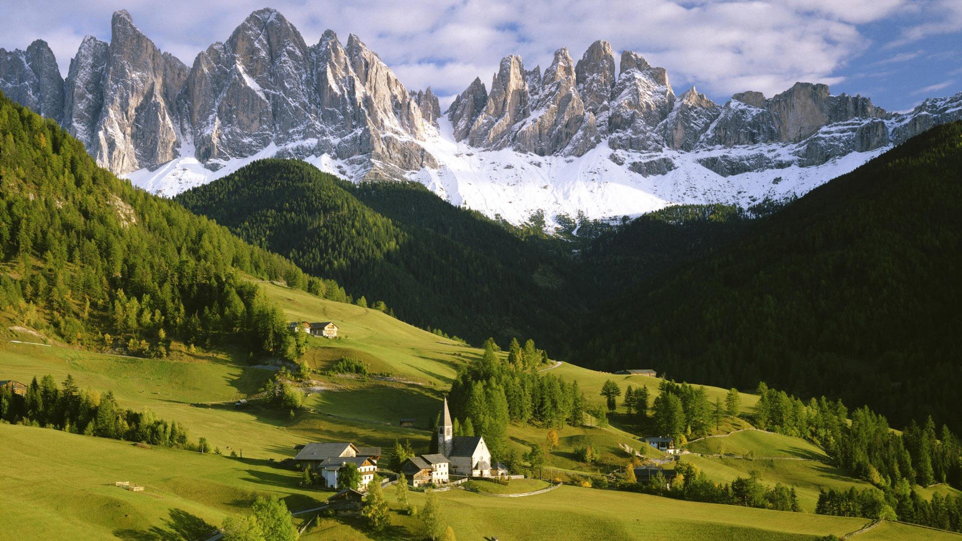 Mountain Wallpaper Widescreen Photos