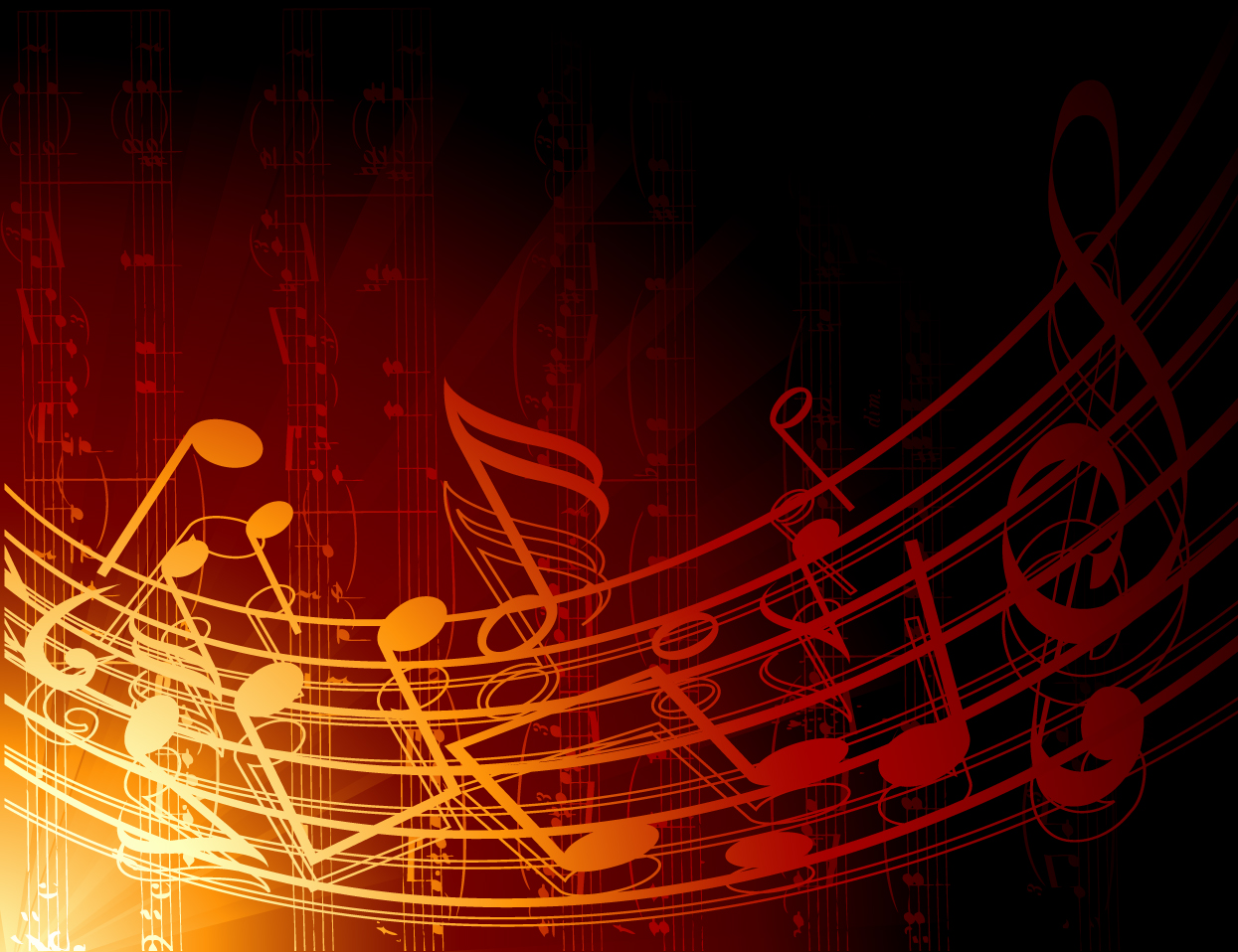 Music Background Images: Music Abstract Backgrounds #4009 Wallpaper