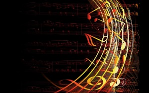 Music Notes Wallpaper Free