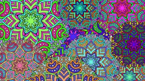 Pattern Wallpaper Colorful HD