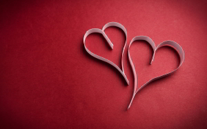 Red Love Wallpaper High Definition