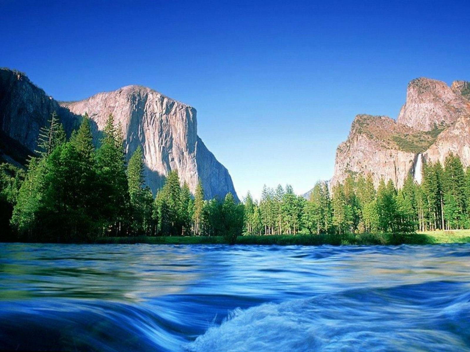 River Nature Wallpaper Best Collections