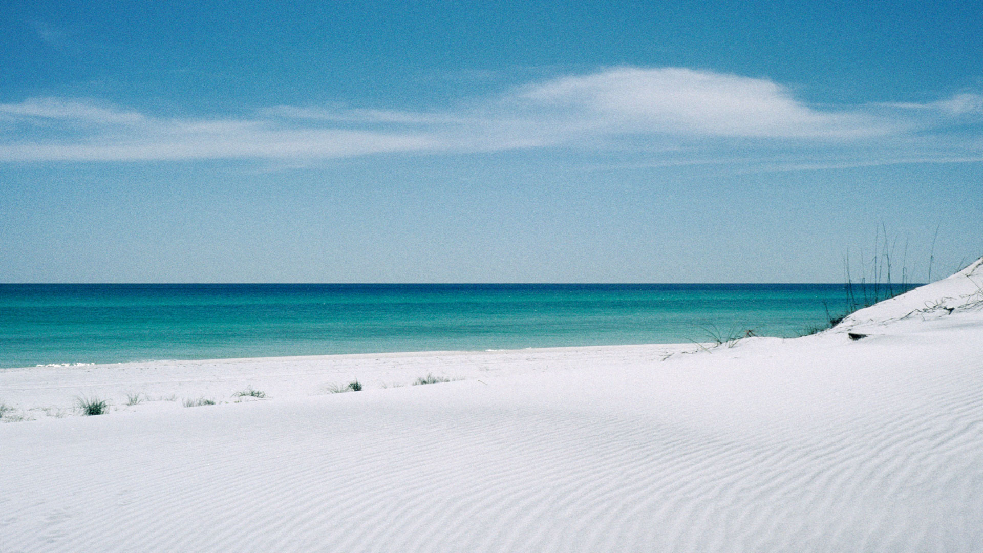 Sand White Wallpaper 1920×1080