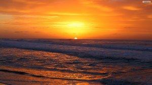 Sunset Sea Wallpapers Wonderful
