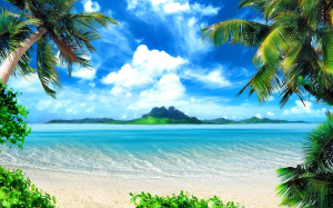 Tropical Beach Wallpapers HD