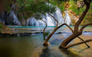 Waterfall Wallpaper Android Phones