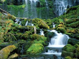 Waterfall Wallpaper Windows Ubuntu