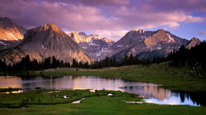White Cloud Mountain Wallpapers HD 1080P