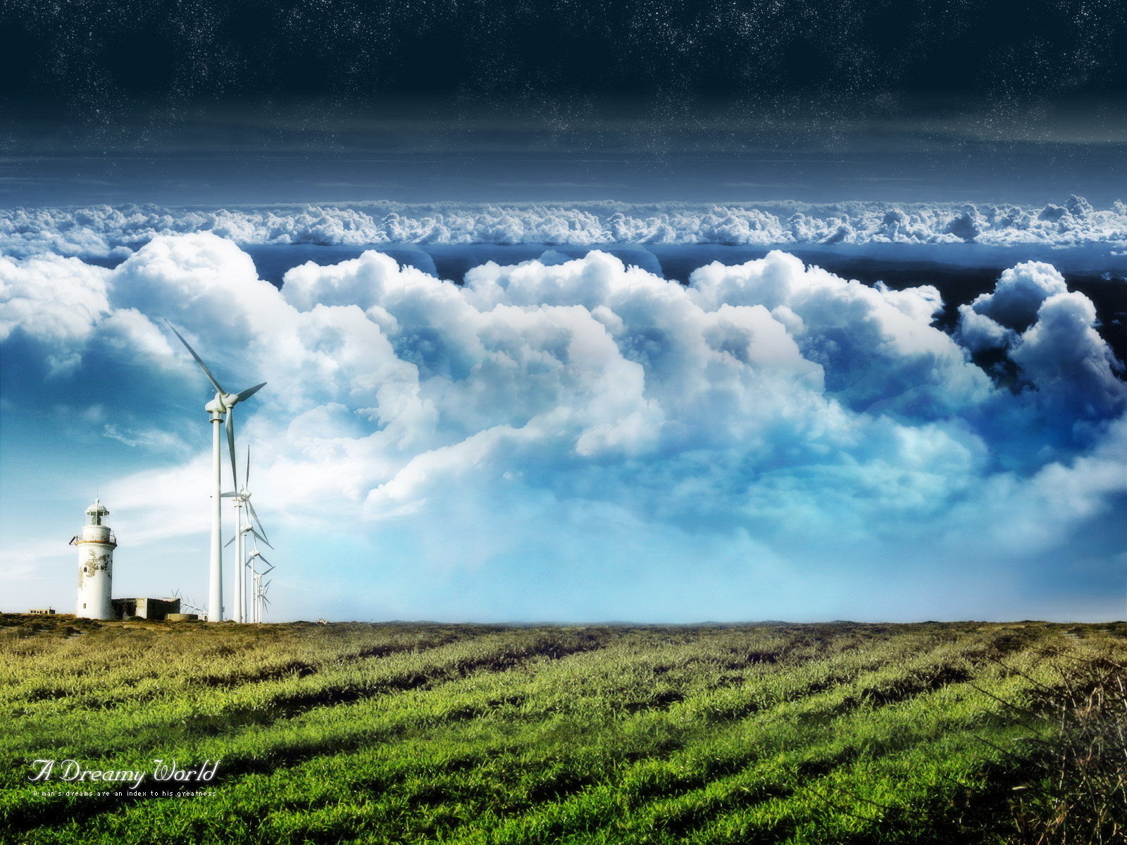 Wind Farm Wallpaper Photos