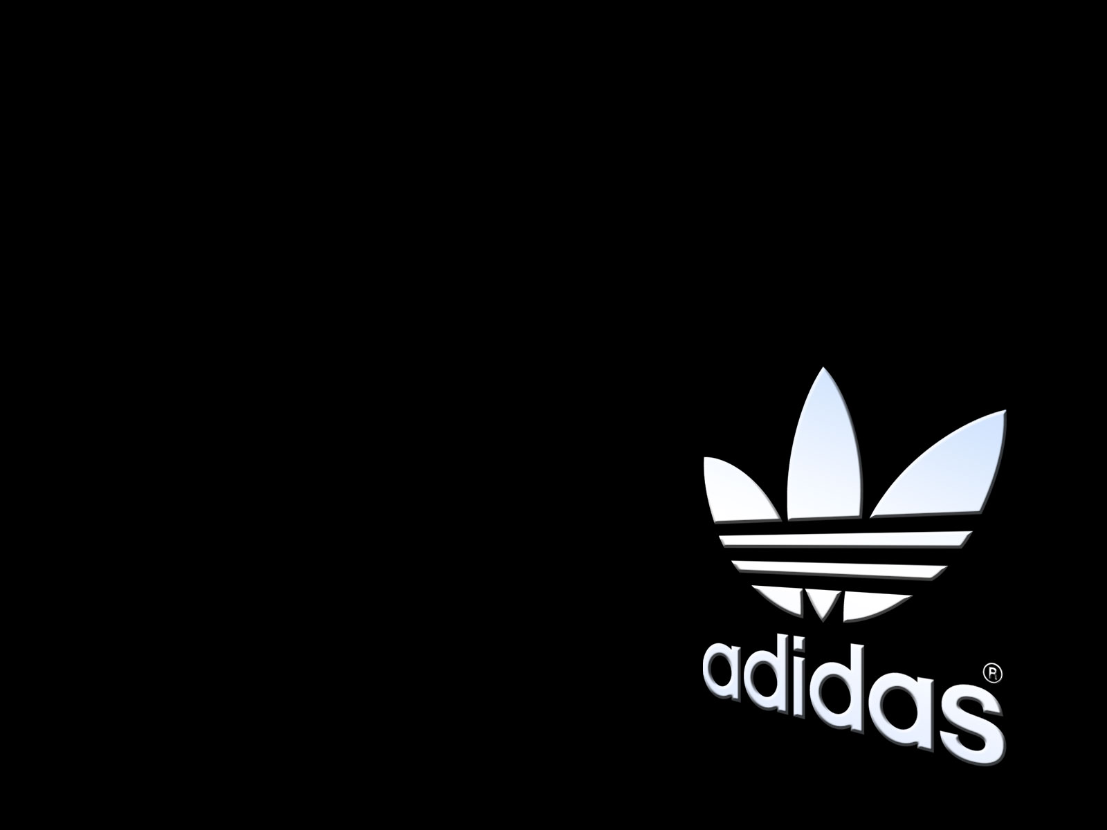 3D Adidas Wallpaper Logo HD