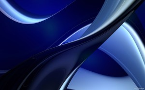3D Background Blue 3D