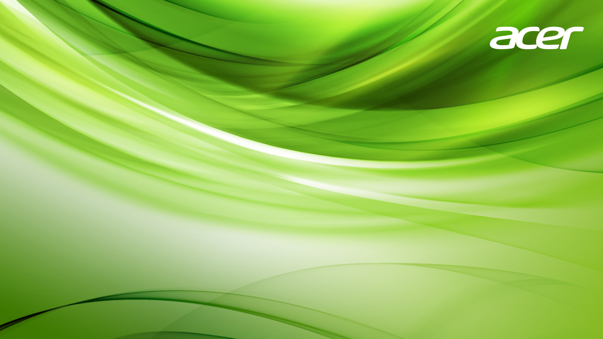 Acer Wallpaper Green HD