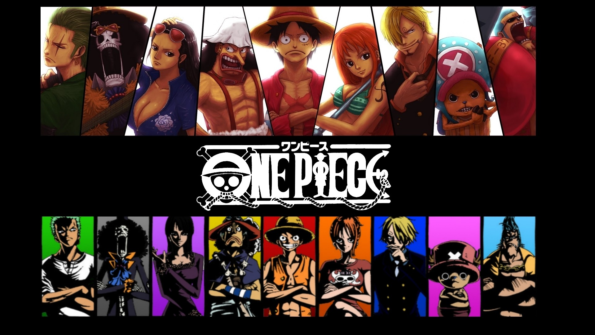 All Characters One Piece Wallpaper