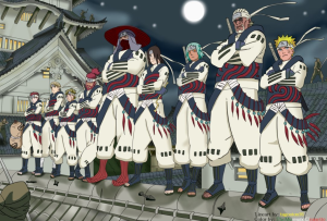 All Jhincuriki Naruto Shippuden Wallpaper