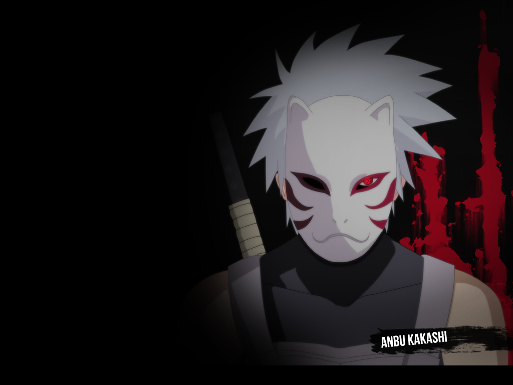 Anbu Kakashi Wallpaper Widescreen