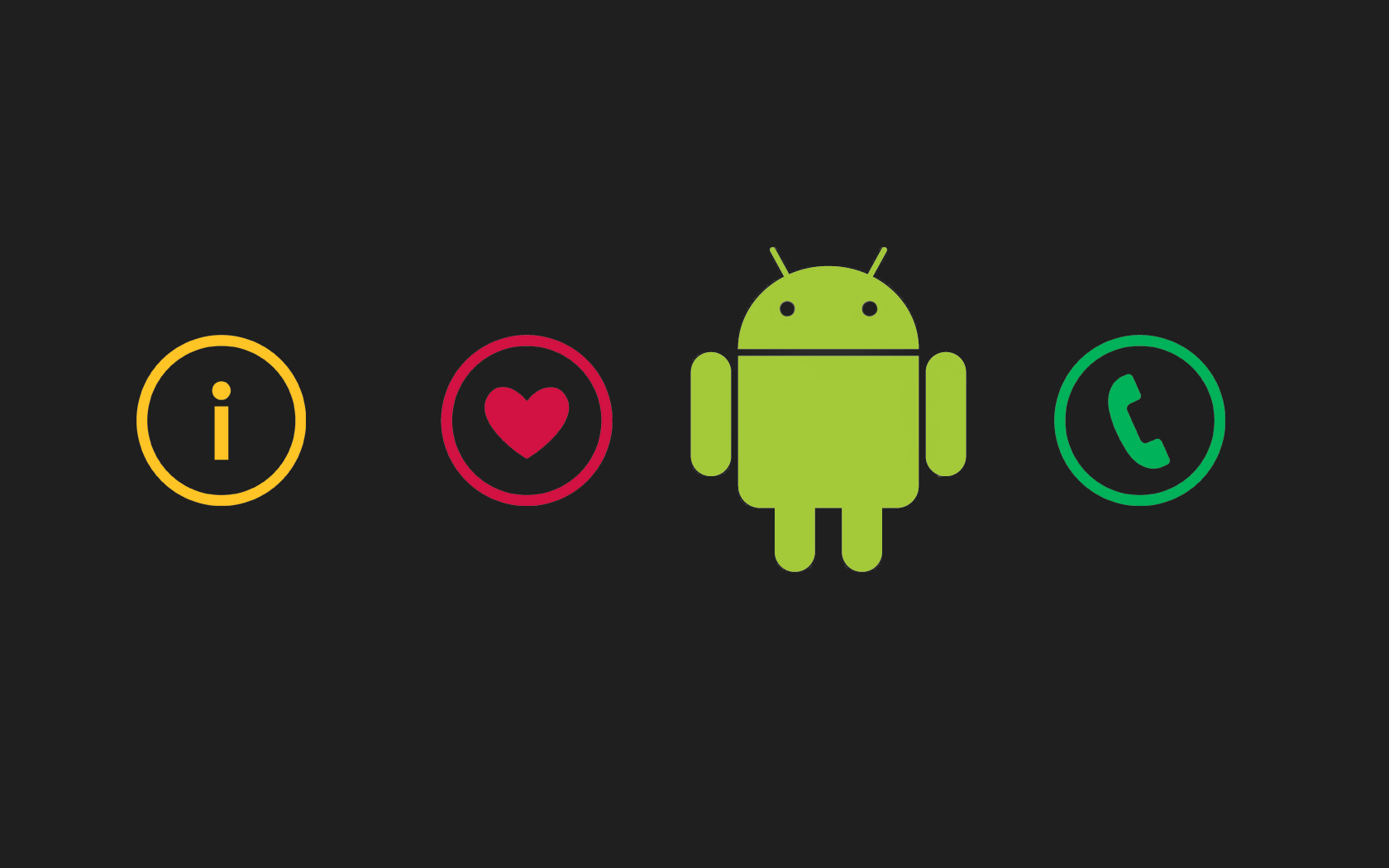 Android I Love Wallpaper Free Download