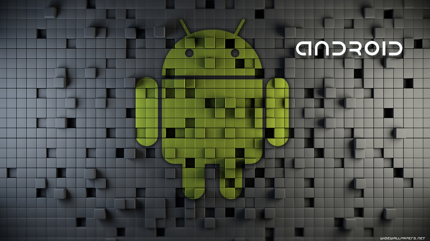 Android Wallpaper 1366×768