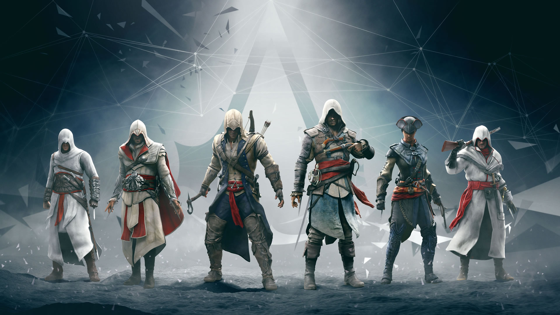 Assassins Creed Wallpaper Background