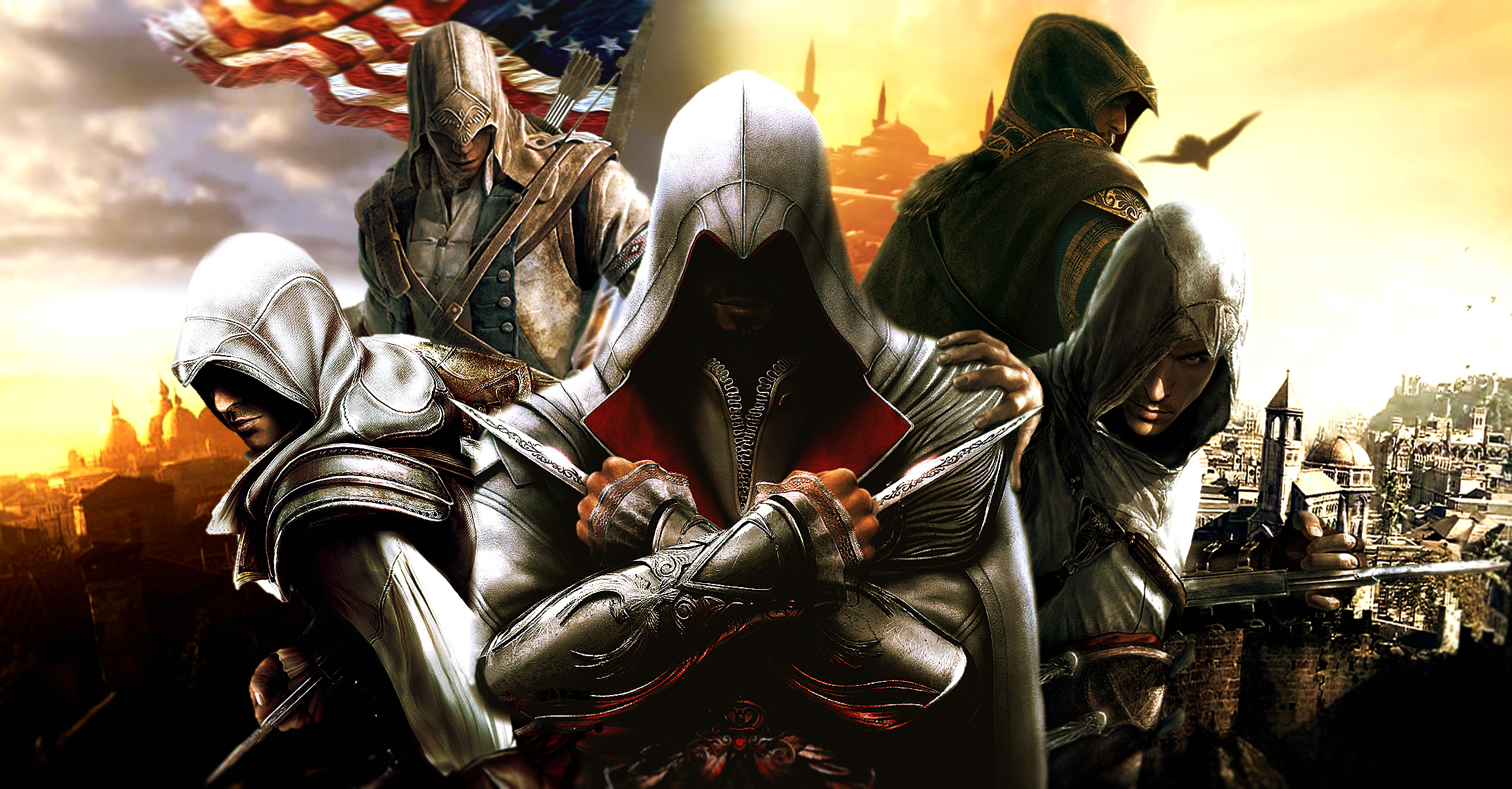 Assassins Creed Wallpaper Windows 7