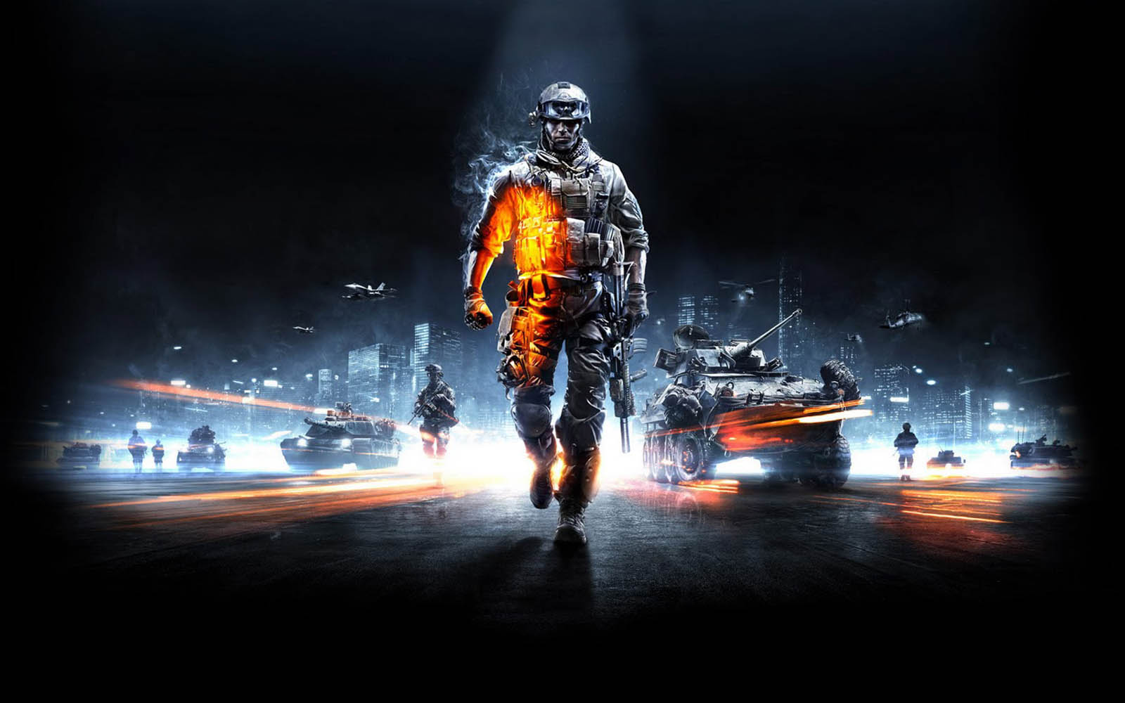 Battlefield Games Wallpaper Desktop
