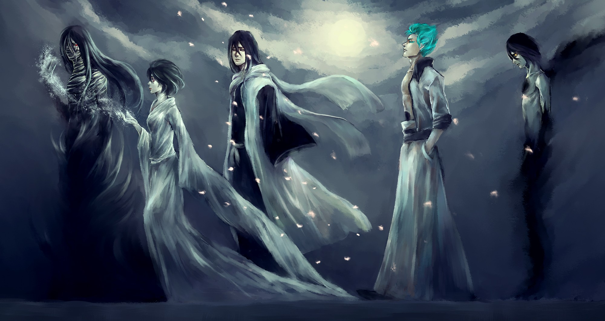 Bleach Ichigo Bankai Wallpaper Full