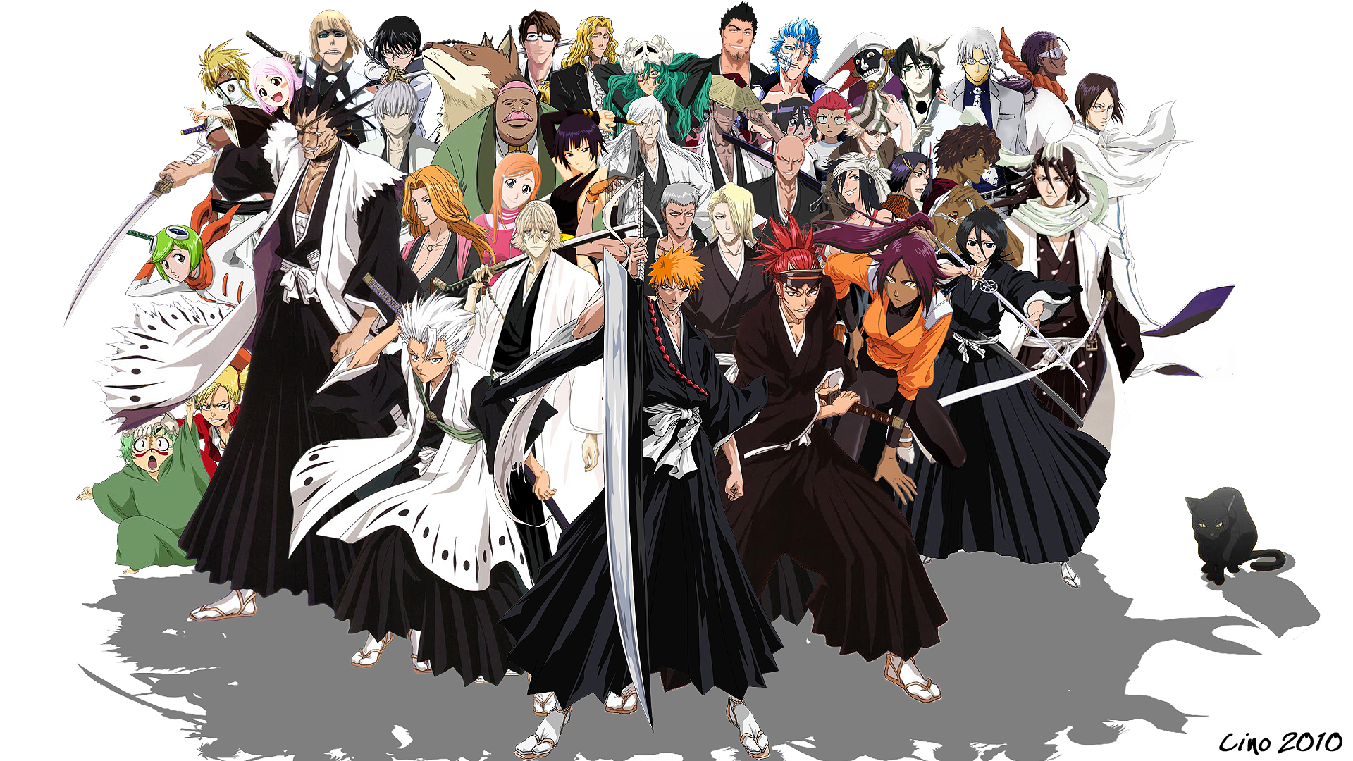 Bleach Wallpapers PC Hollow