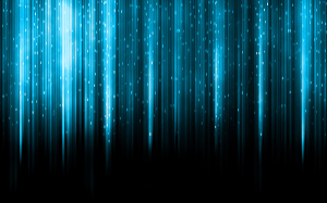 Blue Wallpaper Colorful