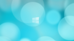 Blue Windows Themes Wallpaper Background