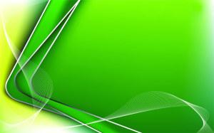 Color Abstract Wallpaper Green HD