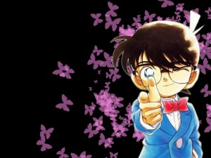 Conan Detective Wallpaper Iphone HD