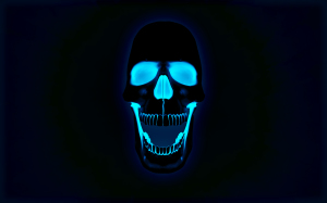 Dark Skull Wallpaper HD