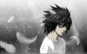 Death Note Magical Wallpaers