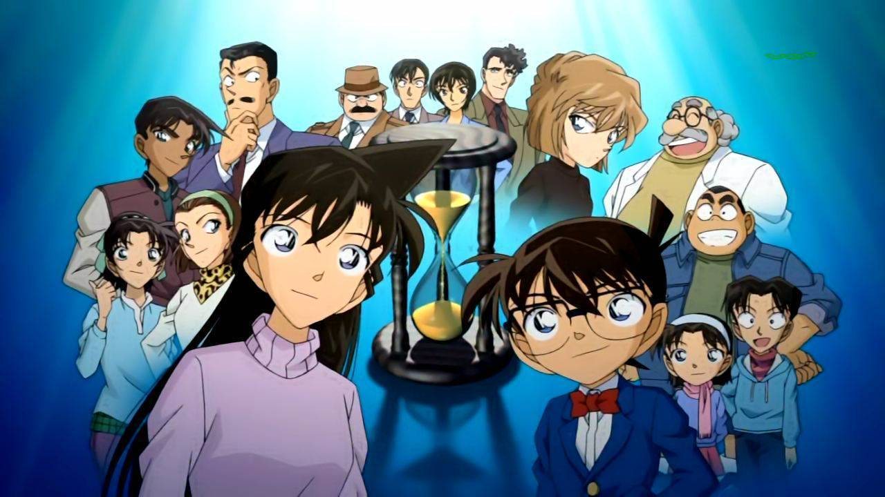 Detective Conan Wallpapers HD