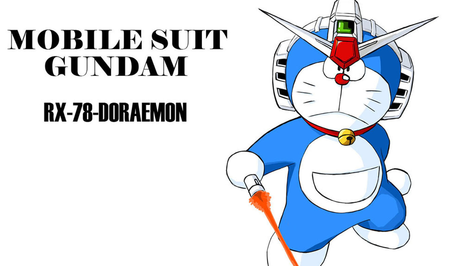 Doraemon Gundam Wallpapers HD