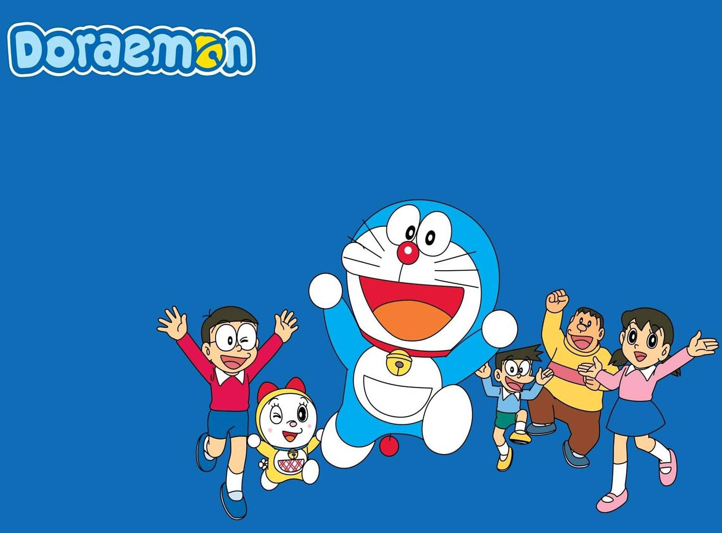 Doraemon Wallpaper Funny Cute