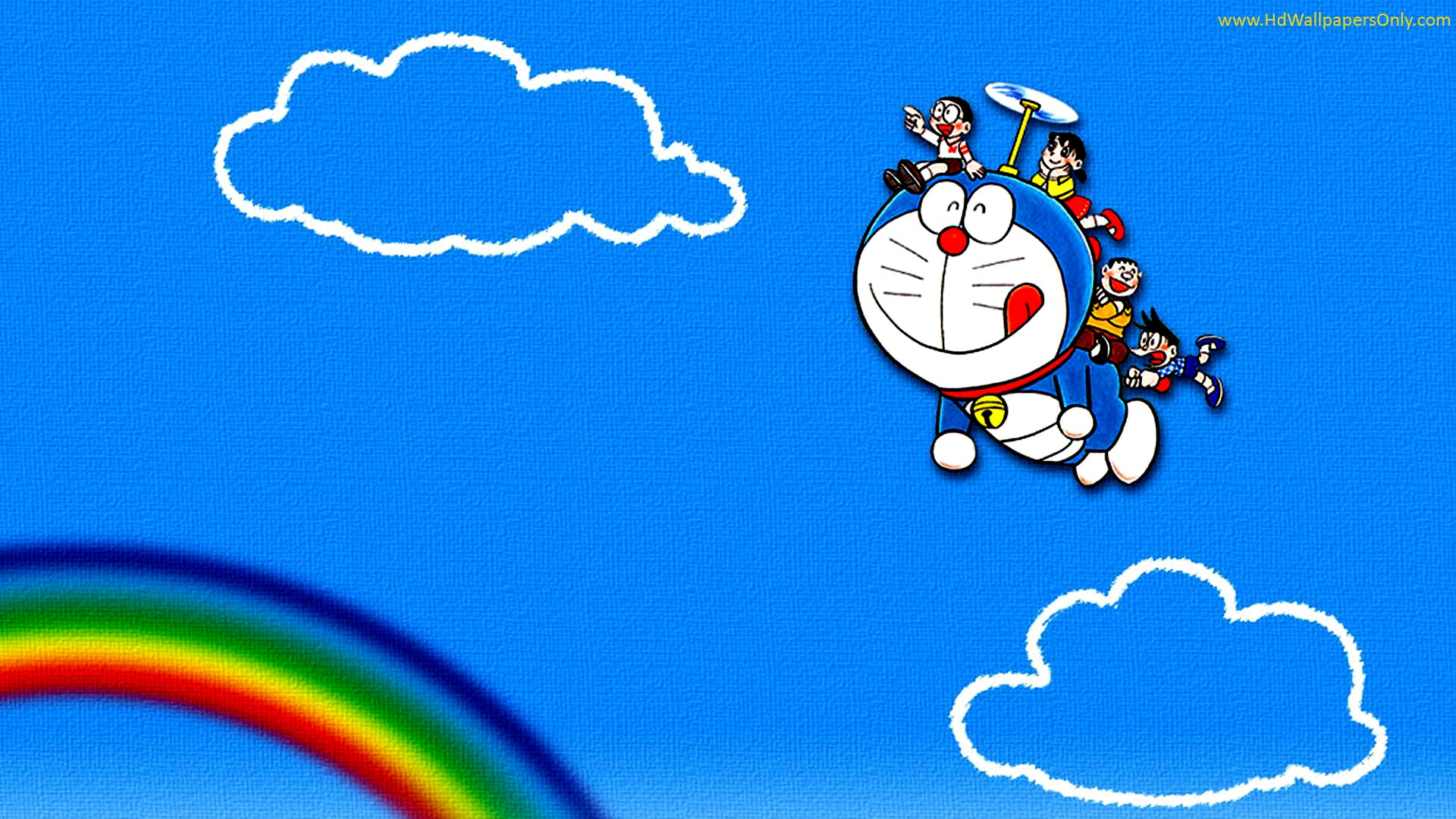Doraemon Wallpaper Image Desktop