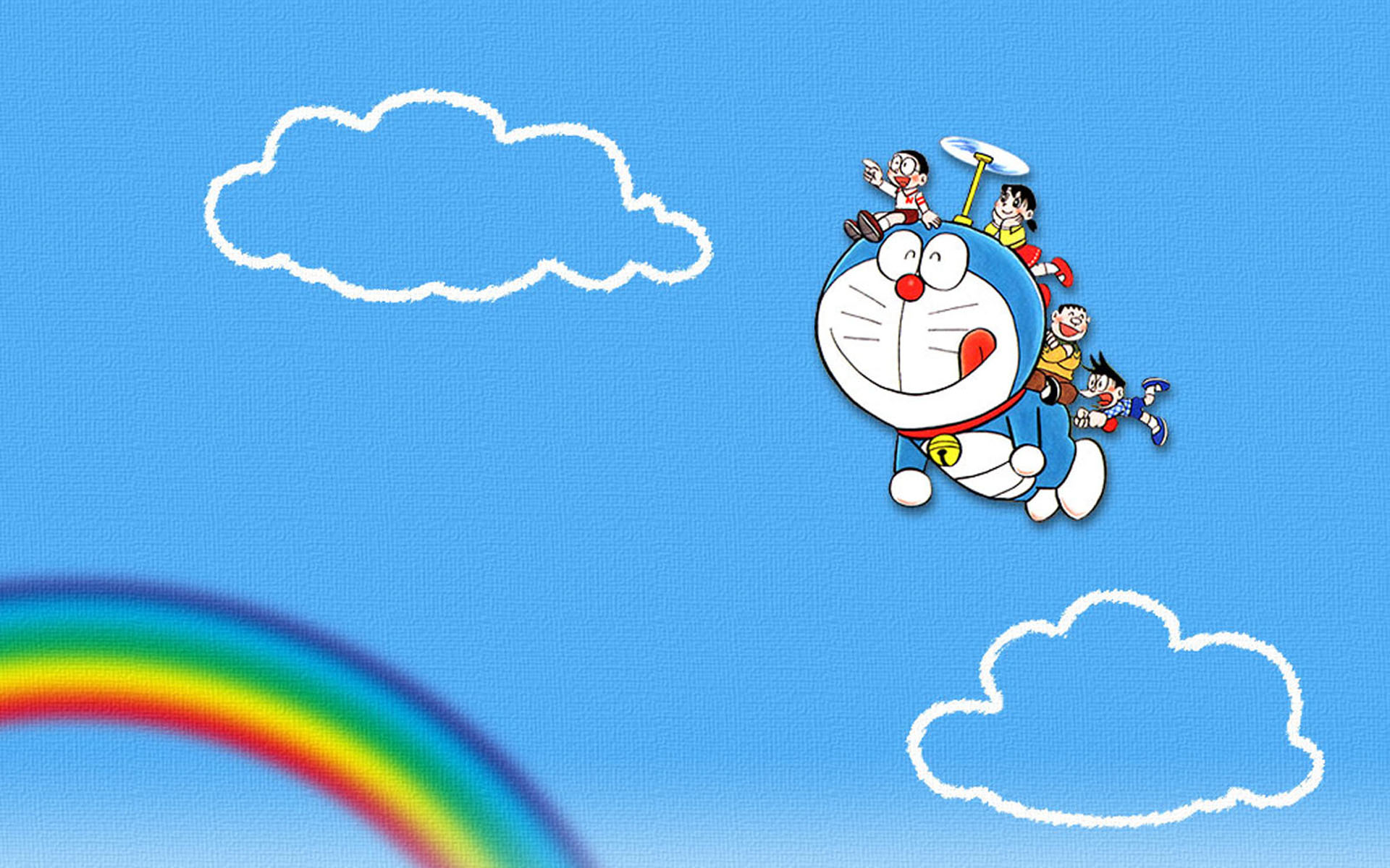 Doraemon Wallpapers 1920×1200