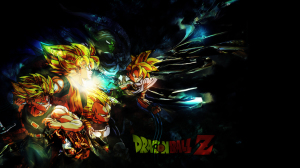 Dragon Ball Wallpaper Fusion