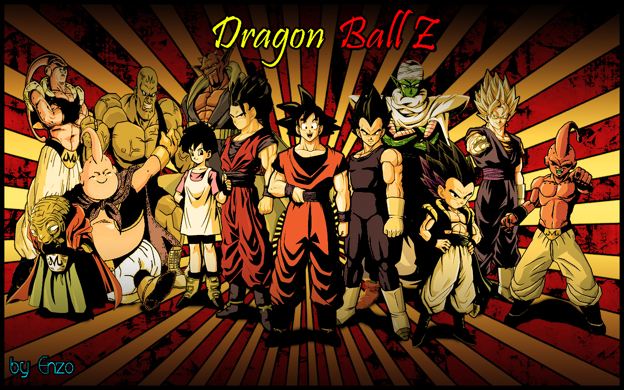 Dragon Ball Wallpaper Windows HD