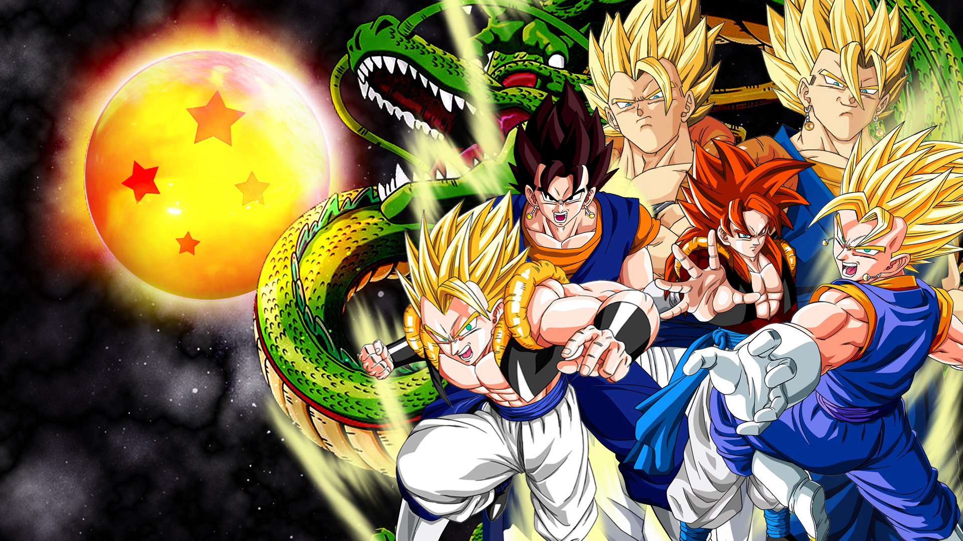 Dragon Ball Z Wallpaper Cartoons